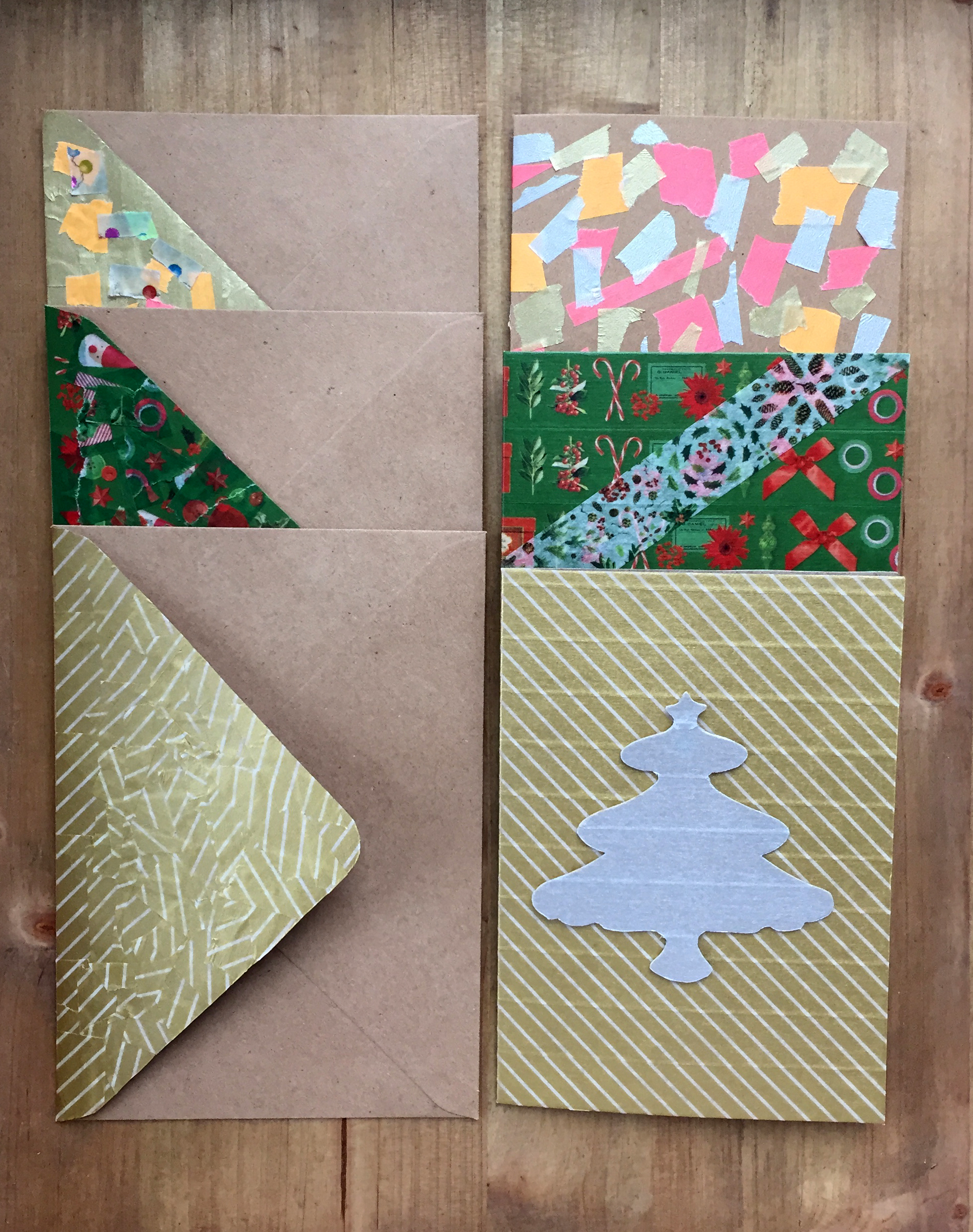 Create your very own mt Masking Tape Christmas card   MT Masking Tape