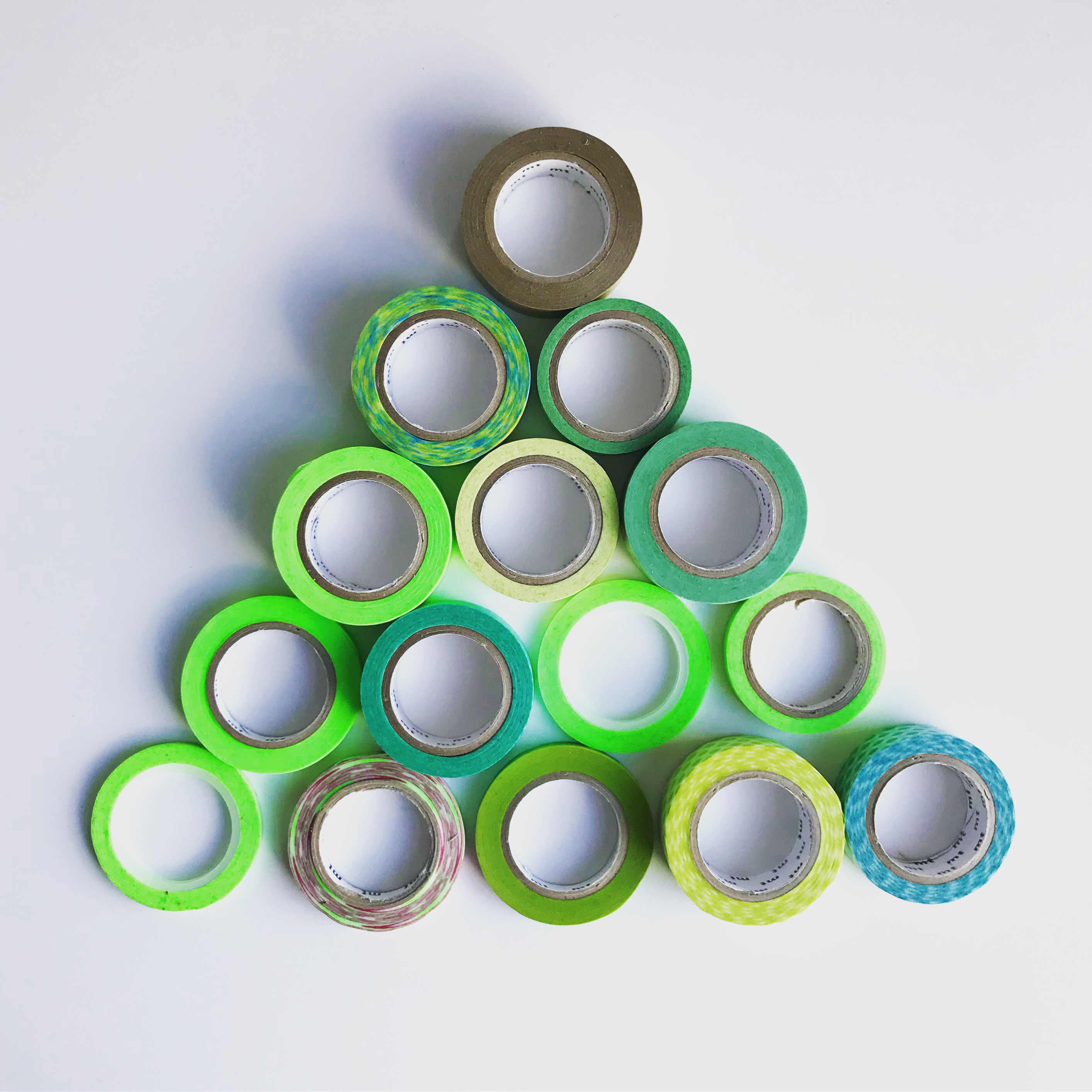 Create your very own mt Masking Tape Christmas card - MT Masking